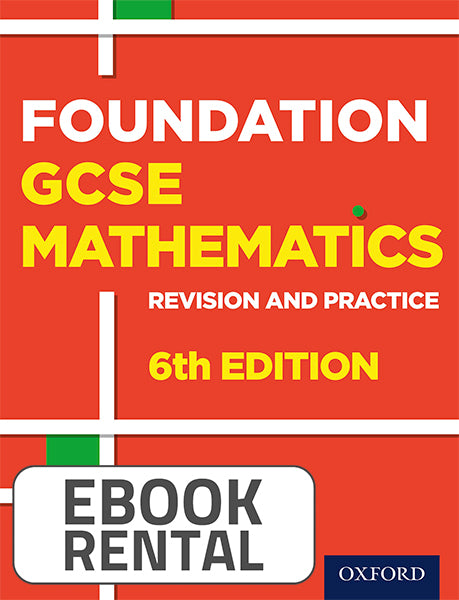 Foundation GCSE Maths: Revision and Practice Student Book