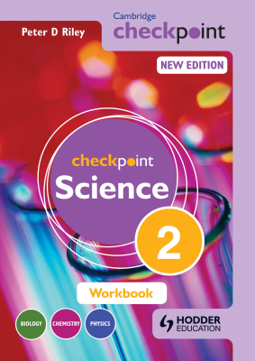 Checkpoint Science 2 Workbook, 1st Ed. <br> <small><small>by Peter Riley</small></small>
