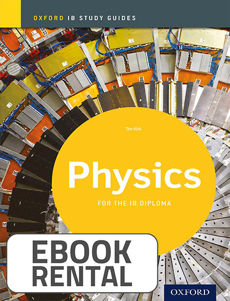 Physics for the IB Diploma Oxford IB Study Guides