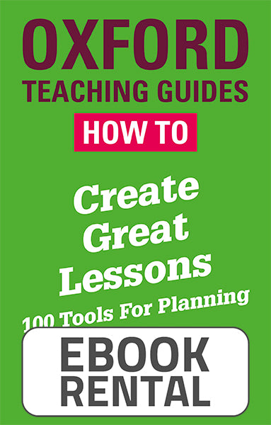 How to Create Great Lessons 100 Tools for Planning