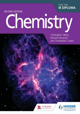 Chemistry for the IB Diploma, 2nd Ed. <br> <small><small>by Christopher Talbot, Richard Harwood, Christopher Coates</small></small>