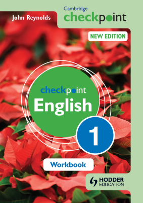 Checkpoint English 1 Workbook, 1st Ed. <br> <small><small>by John Reynolds</small></small>