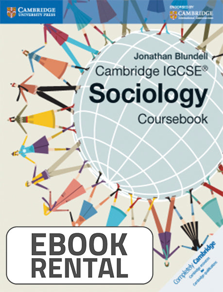 Sociology Coursebook, 1st Ed. <br> <small><small>by Jonathan Blundell</small></small>