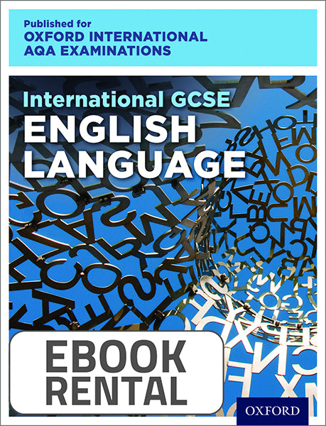 Oxford International AQA Examinations: International GCSE English Language