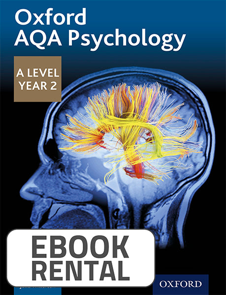 Oxford AQA Psychology A Level Year 2