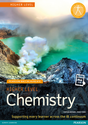 Chemistry for Higher Level, 2nd Ed. <br> <small><small>by Catrin Brown, Mike Ford</small></small>