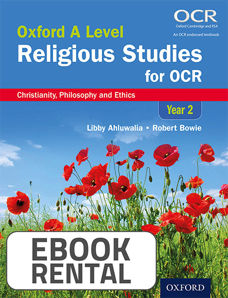 A Level - Religious Studies for OCR Year 2