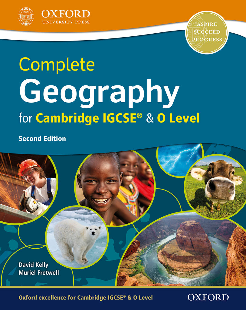 Complete Geography for Cambridge IGCSE® & O Level