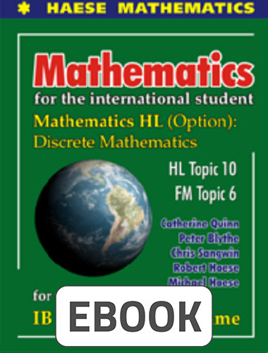 Mathematics HL Options: Discrete Mathematics Digital