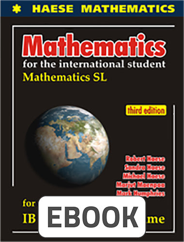 Mathematics SL 3rd ed Digital