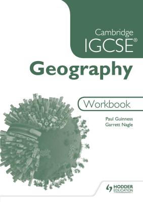 Geography Workbook for Cambridge IGCSE, 1st Ed. <br> <small><small>by Garrett Nagle, Paul Guiness</small></small>