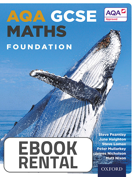 AQA GCSE Maths Foundation