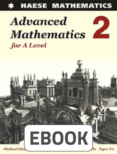 Advanced Mathematics 2 for A Level Digital