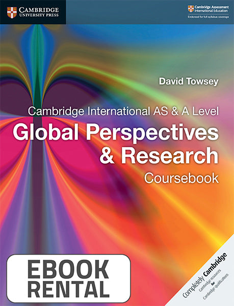 Global Perspectives and Research Coursebook