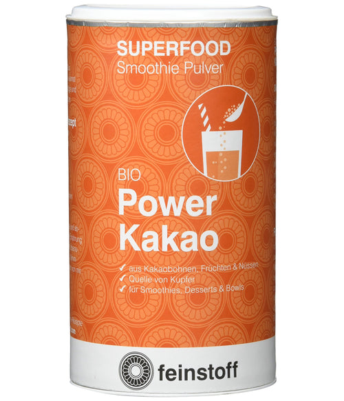 Bio Power Kakao 180g