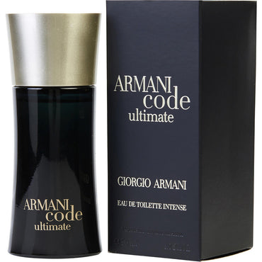 Armani Code Ultimate Eau De Toilette Intense