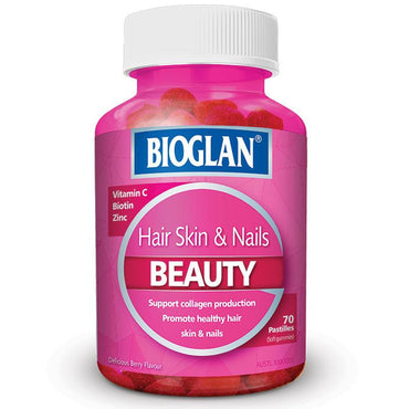 Bioglan Beauty Gummies 70 Pastilles