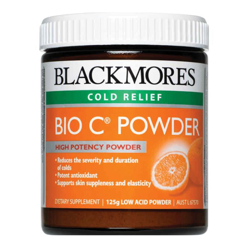 Blackmores Bio C Powder 125g Vitamin C