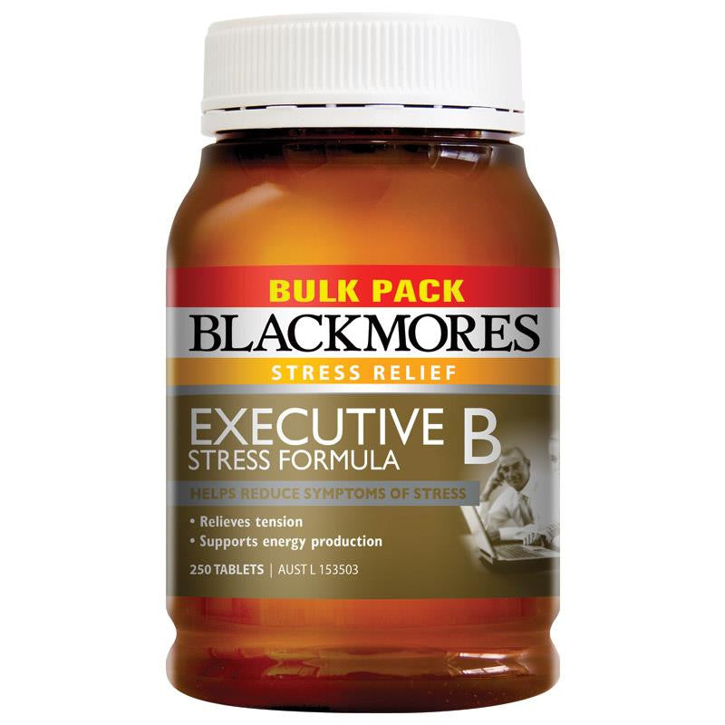 Blackmores Executive B Stress Formula 250 Tablets