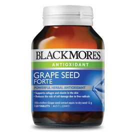 Blackmores Grape Seed Forte 12000mg 120 Tablets