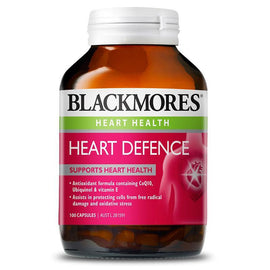 Blackmores Heart Defence 100 Capsules