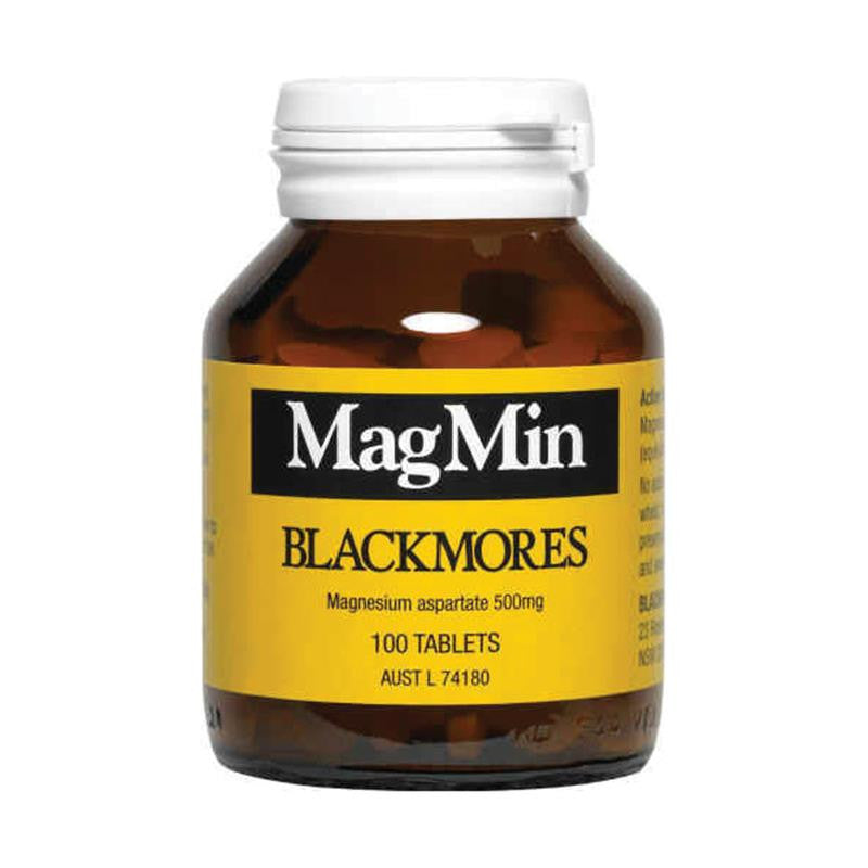 Blackmores Magmin 500mg 100 Tablets