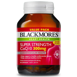 Blackmores Super Strength CoQ10 300mg 90 Tablets