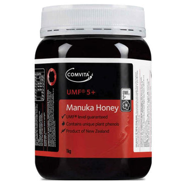 Comvita Active 5+ Manuka Honey 1kg