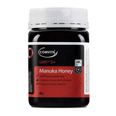 Comvita Active 5+ Manuka Honey 500g