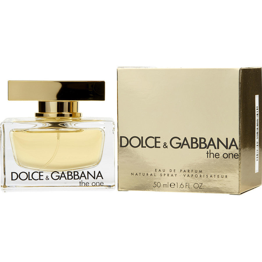 Dolce & Gabbana The One For Women Eau de Parfum Spray 50mL