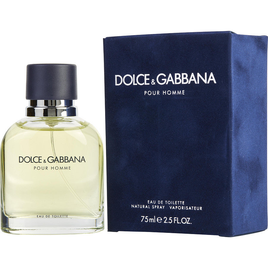 Dolce & Gabbana for Men Eau de Toilette Spray 75mL