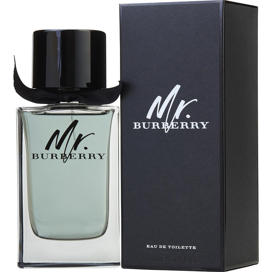 Mr Burberry Eau De Toilette Spray 150mL