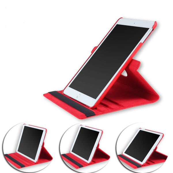 360° Rotation Tablet Case for iPad