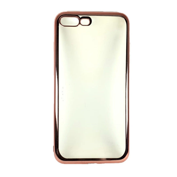 Clear Case Metallic Bumper
