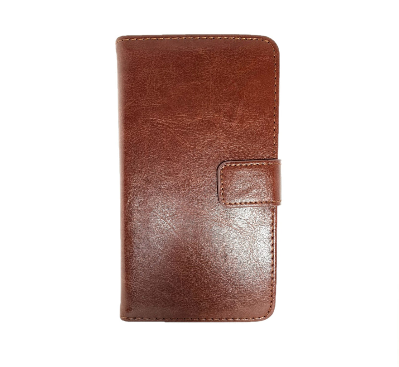 Universal Wallet Leather Look Phone Case