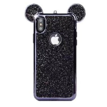 Glitter Mouse Case