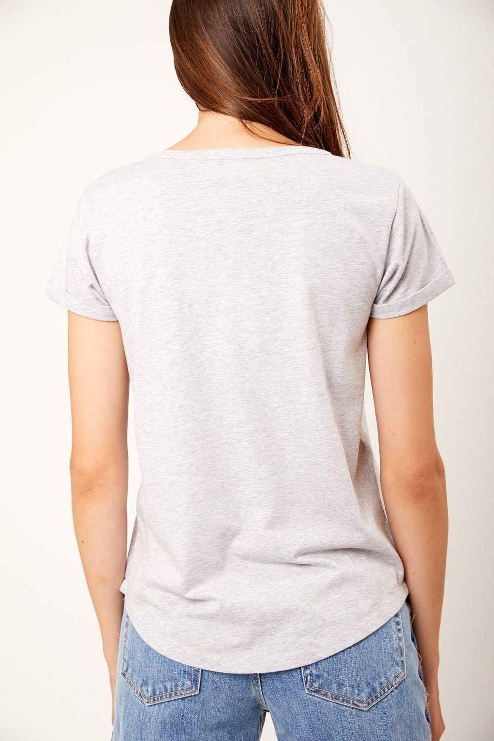 Grey Enchantee Tee