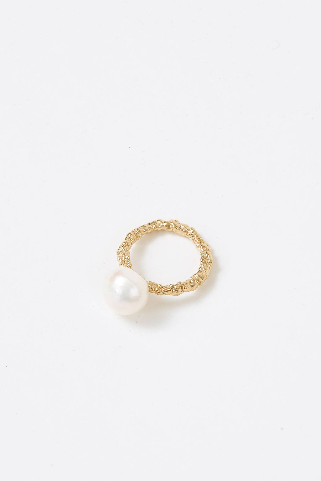 Gold Sparkling Ring