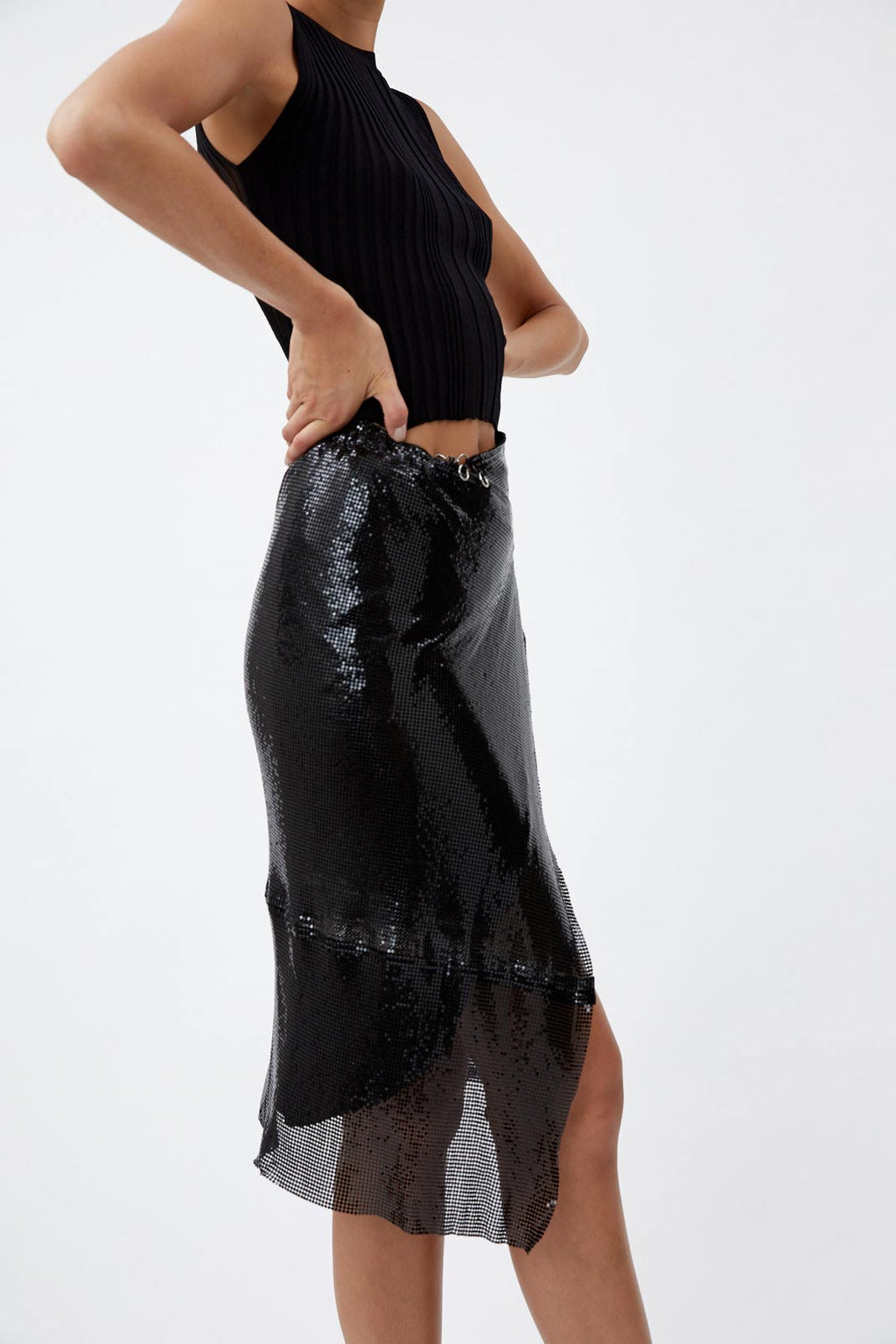 Syphera Black Skirt