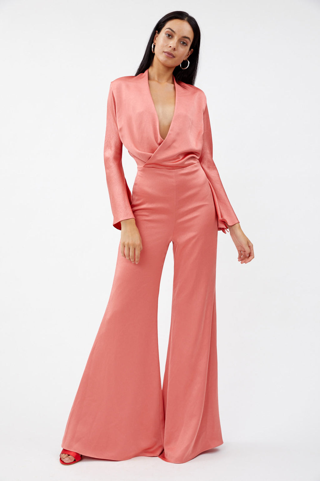 Raine Rose Jumpsuit
