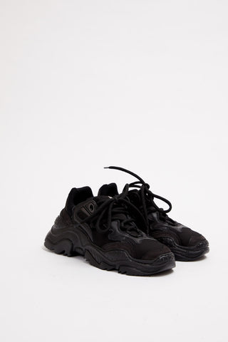 Black Running Sneakers