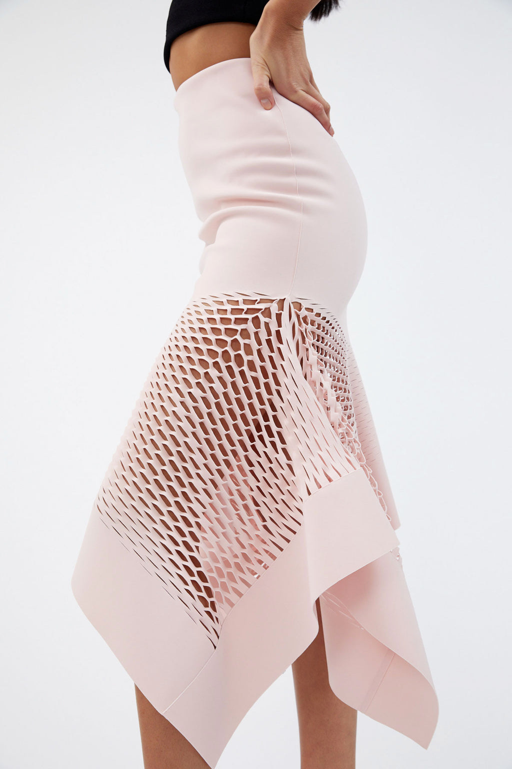Honeycomb Pink Exclusive Skirt