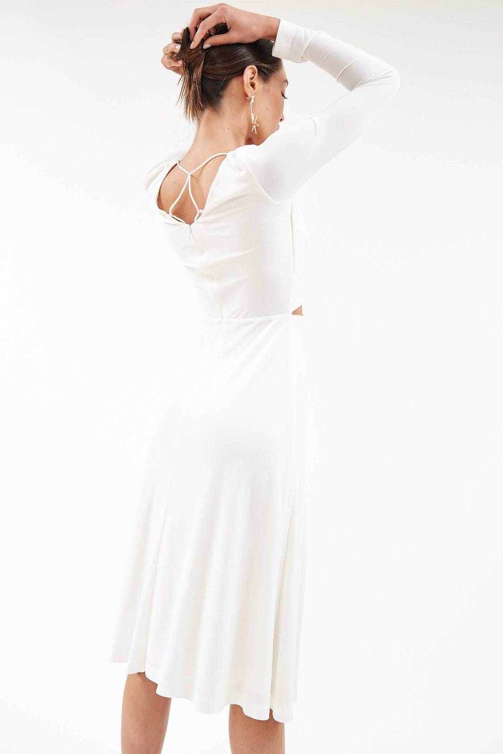 Ivory Connect Dress