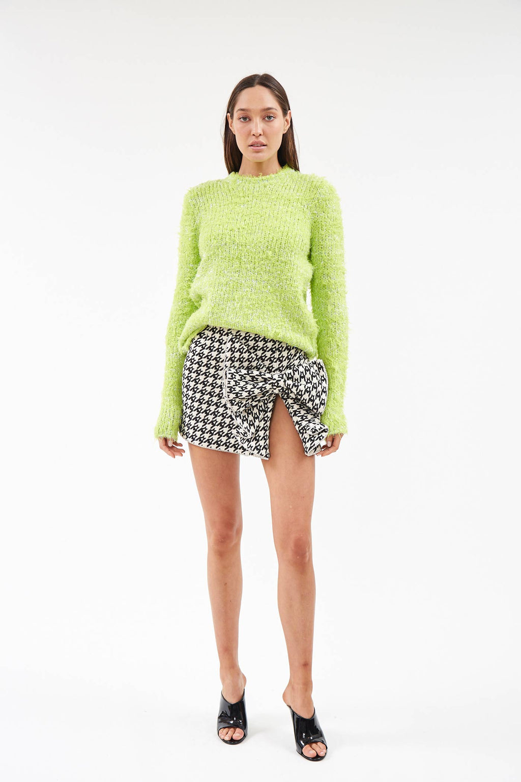 Leta Lurex Sweater