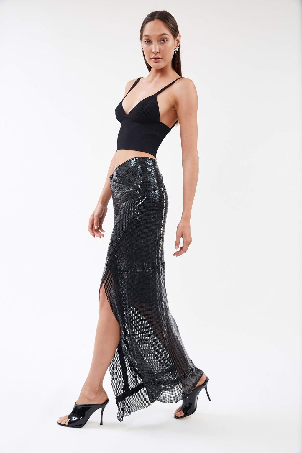 Pamela Black Skirt