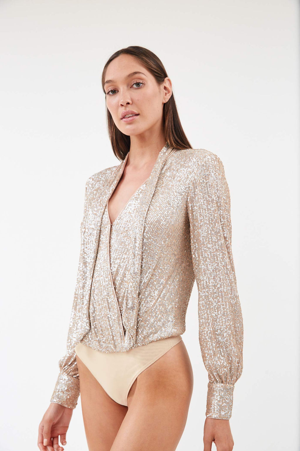 Sequin Bodysuit
