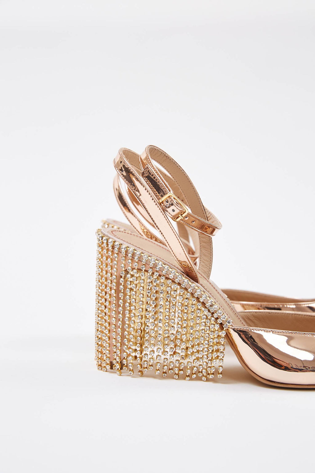 Crystal Chandelier Heel