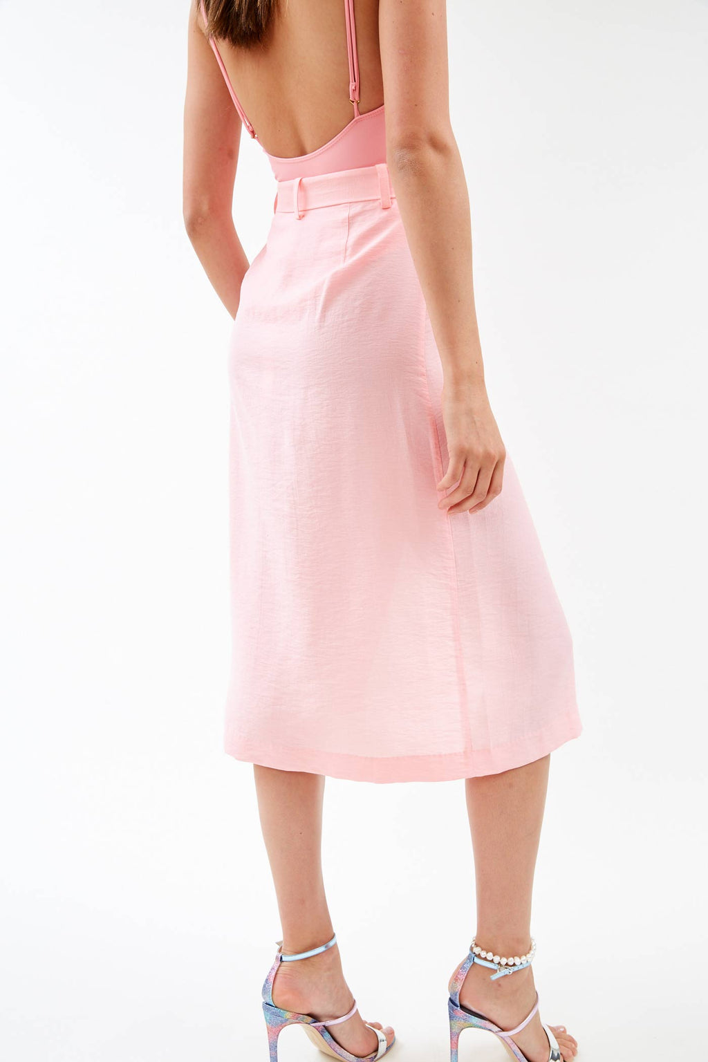 Piped Blossom Skirt