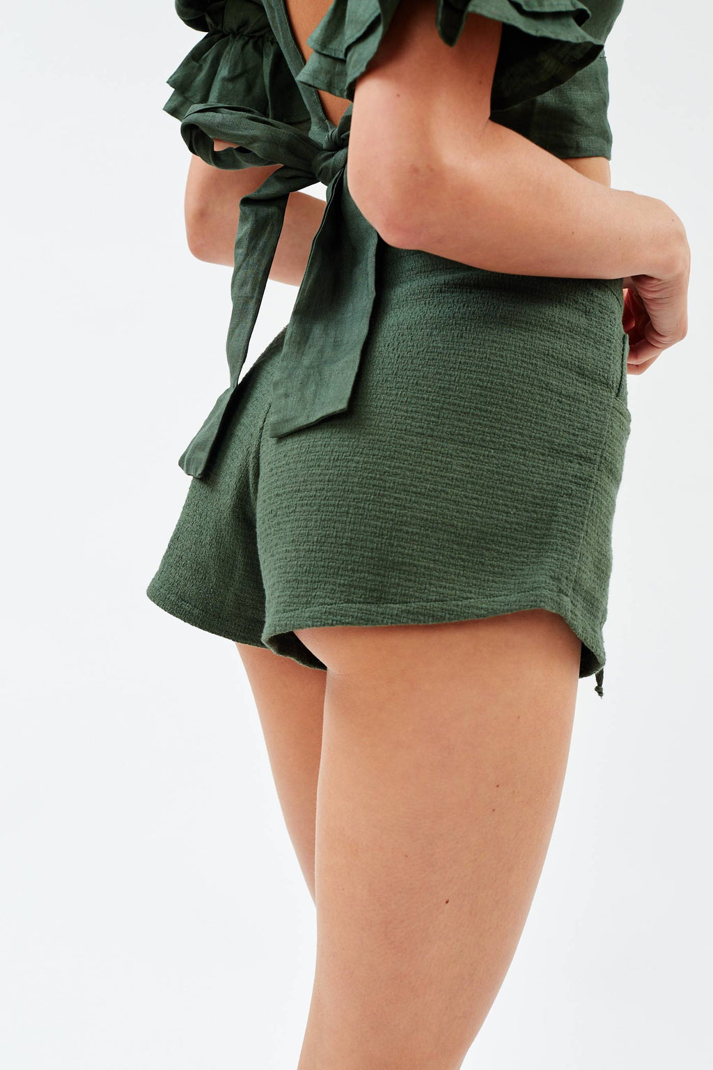Jane Forest Shorts