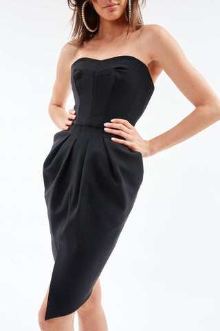 Neuron Black Dress